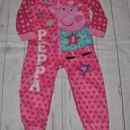 Peppa Pig onesie 4-5 Years