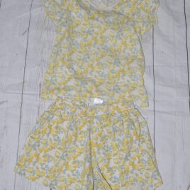 Next Lemon Short Pyjamas 3-4 Years