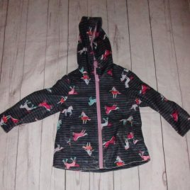 Joules unicorn jacket 3 years – see description