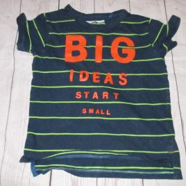 Next Big ideas t-shirt 2-3 years