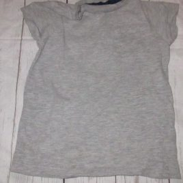 Grey t-shirt 3-4 years
