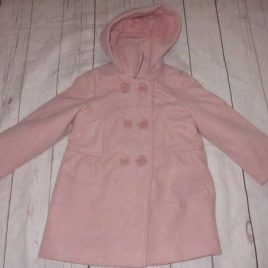 Pink coat from M&S 4-5 years