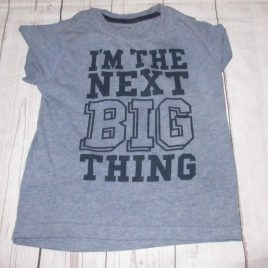 'I'm the next big thing' T-shirt 3-4 years