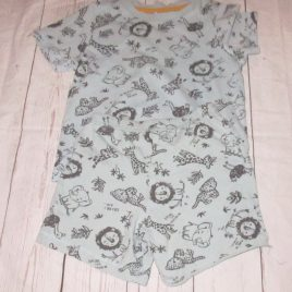 short pyjamas 3-4 years