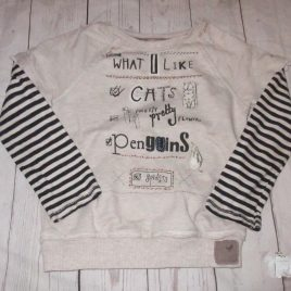 Next Cats & penguins jumper 5 years