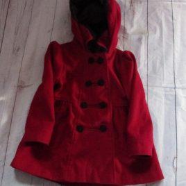 Red coat 3-4 years