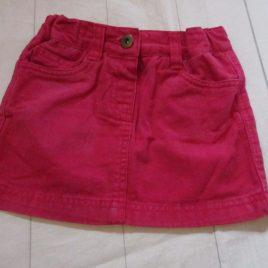 Dark pink skirt 2-3 years