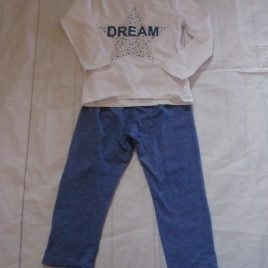 Dream pyjamas 2-3 years