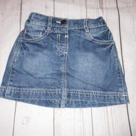 Denim skirt 2-3 years