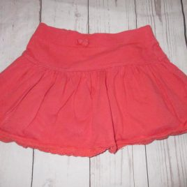 Coral skirt 18-24 months