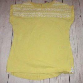 Yellow T-shirt 3-4 years